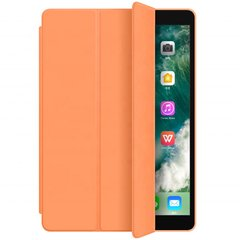 "Чехол (книжка) Smart Case Series для Apple iPad 10.2"" (2019) / Apple iPad 10.2"" (2020) Оранжевый / Orange"